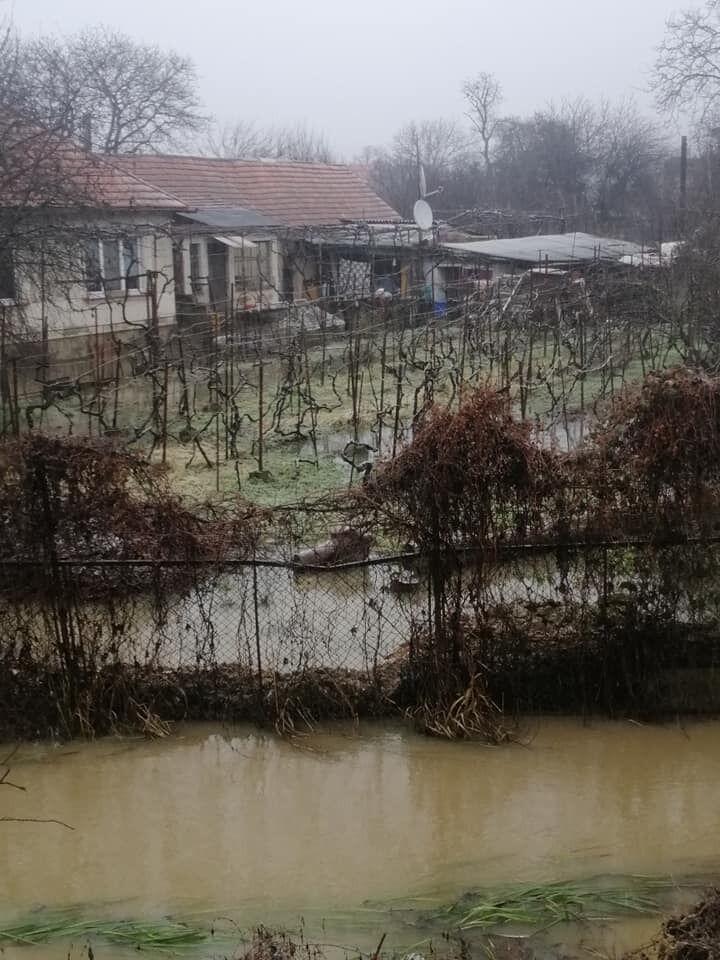 Потоп у Доманинцях.