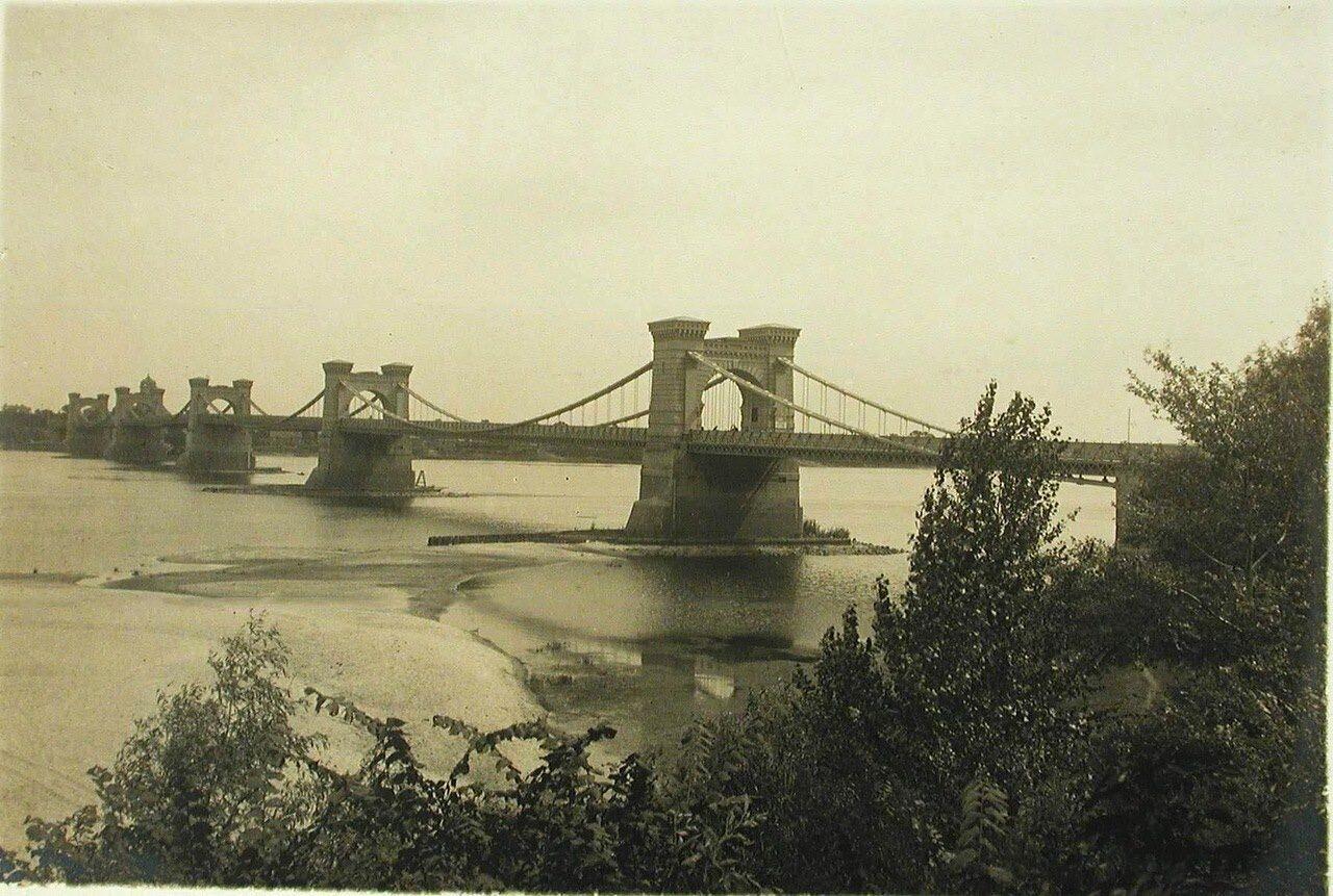 Николаевский цепной мост.
