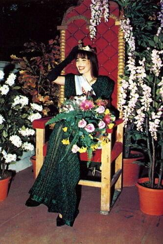 """""""Міс Україна"""" 1994 року: Терезія Лавренюк."""