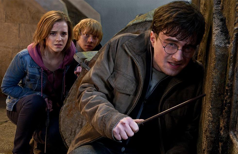 "Кадр із фільму ""Гаррі Поттер"""
