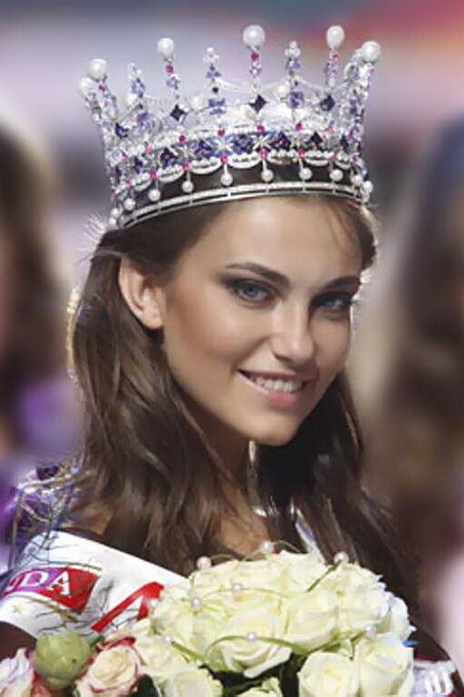 """""""Міс Україна"""" 2010 року: Катерина Захарченко."""