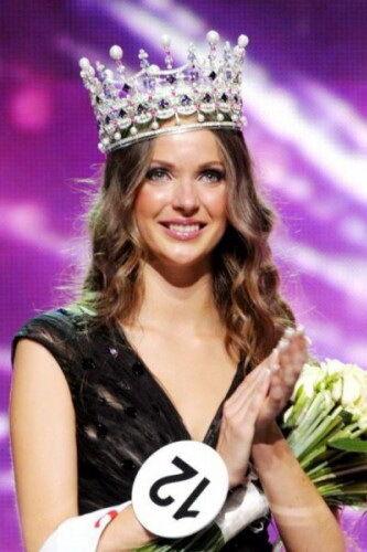 """""""Міс Україна"""" 2011 року: Ярослава Куряча."""