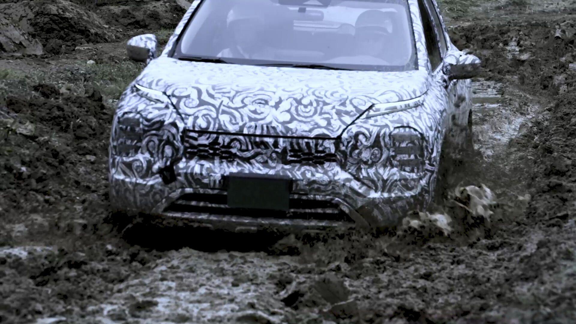 Mitsubishi Outlander збереже позашляхові якості своїх попередників