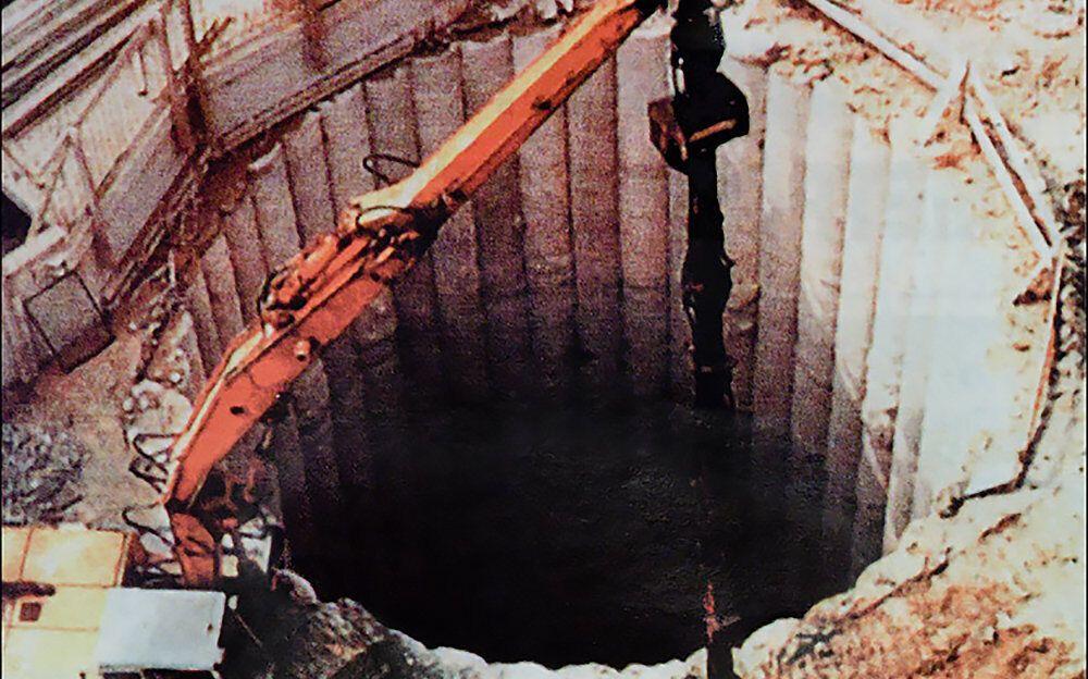 Строители успели прокопать вентиляционную шахту станции
