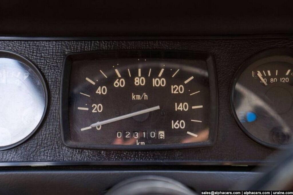 На одометре машины всего 2310 км