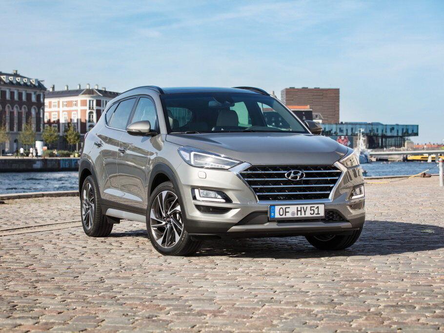 Hyundai Tucson уже устарел, но остался популярным