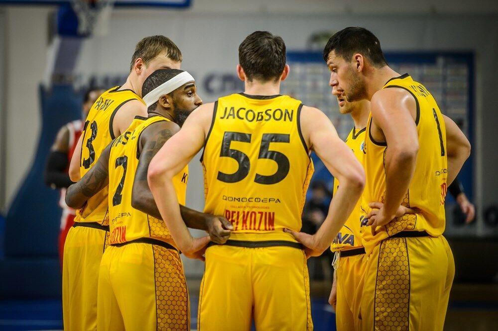 """Баскетболисты """"Киев-Баскета"""" настраиваются на борьбу"""