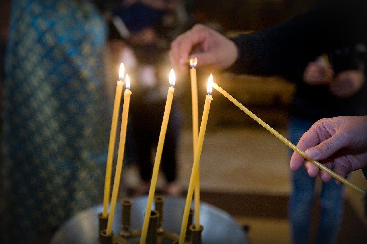 В Павлов день старались чаще молиться и использовали различные обереги