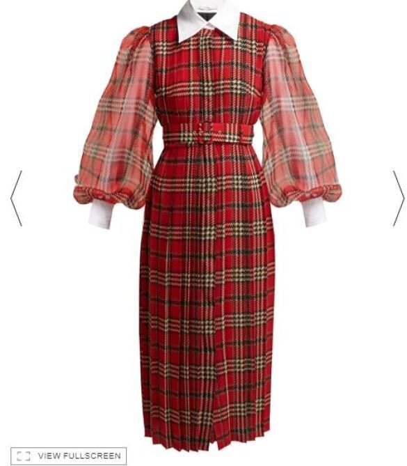 Сукня від Emilia Wickstead