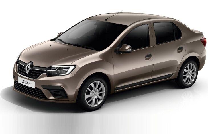 Четвертое место для Renault Logan – наиболее популярного бюджетного седана в Украине