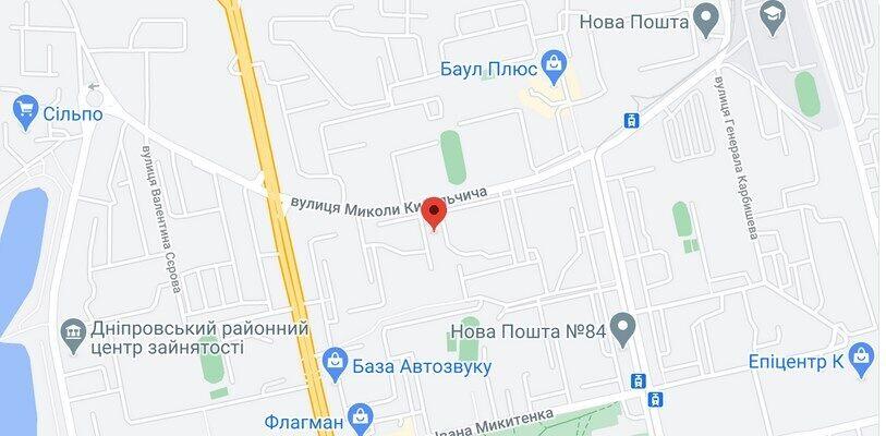 Чоловік напав на племінника в будинку на вул. Миколи Кибальчича (Воскресенка).