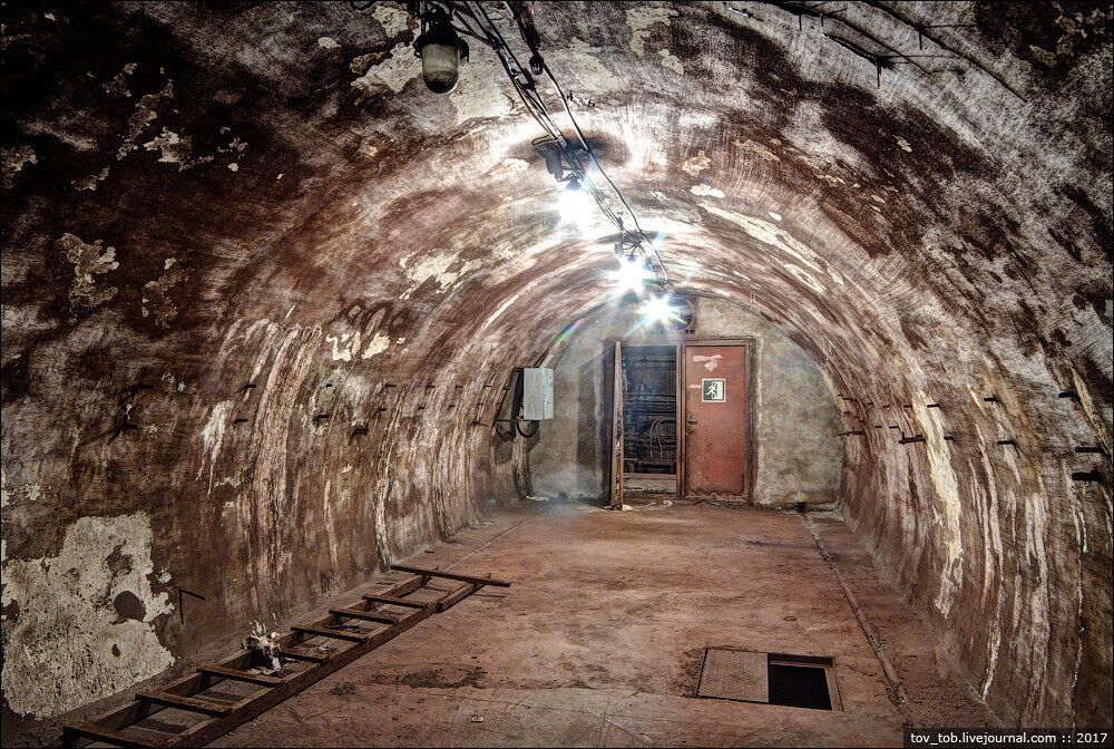 """Сейчас """"Герцена"""" – несколько сооружений в тоннеле"""