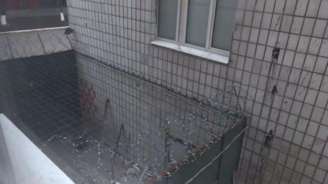 Концтабір в окупованому Донецьку