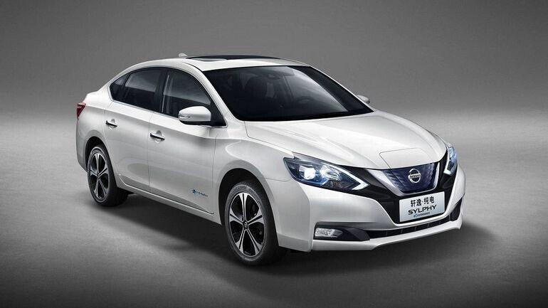 Електричний седан Nissan Sylphy привертає увагу надійністю і брендом