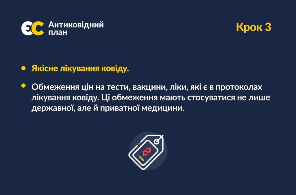 """3-й шаг """"антиковидного плана"""" Порошенко"""