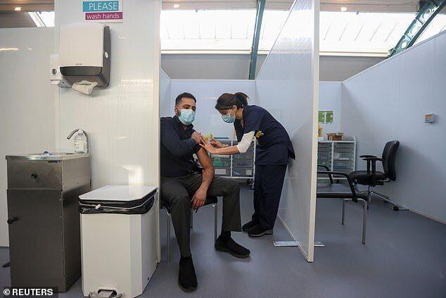У музеї роблять вакцинацію від коронавірусу