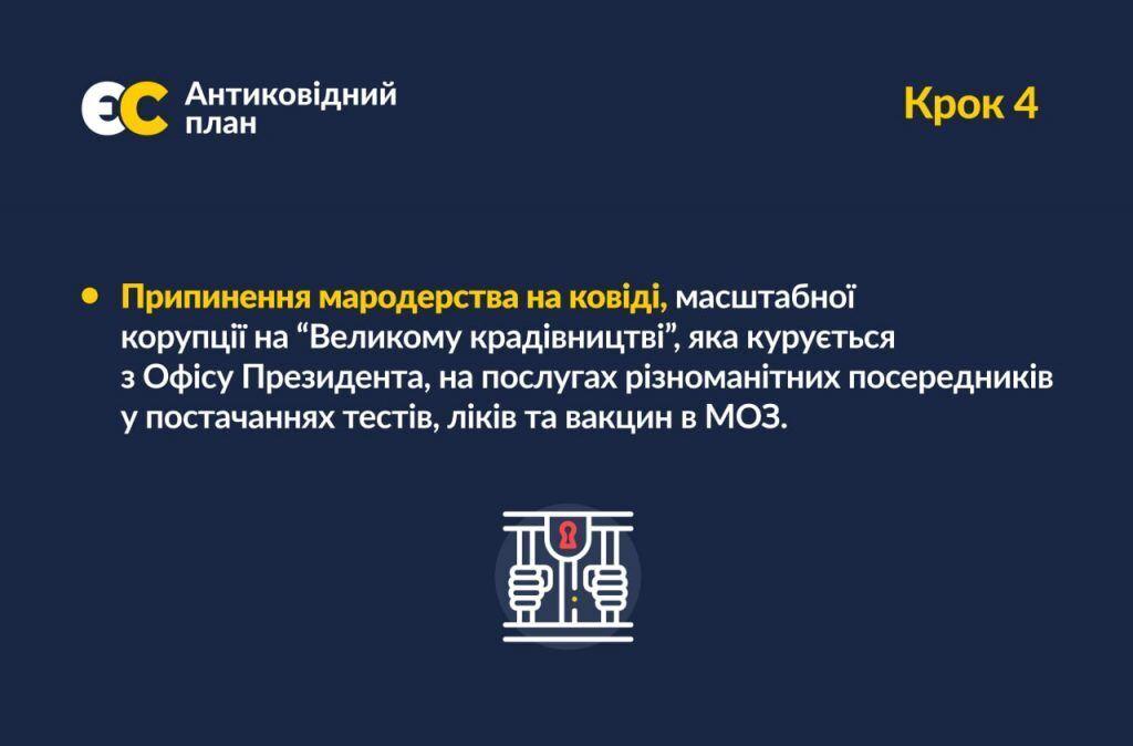 """4-й шаг """"антиковидного плана"""" Порошенко"""