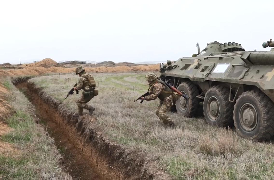 Защитники Украины выполнили боевые задачи на позициях.