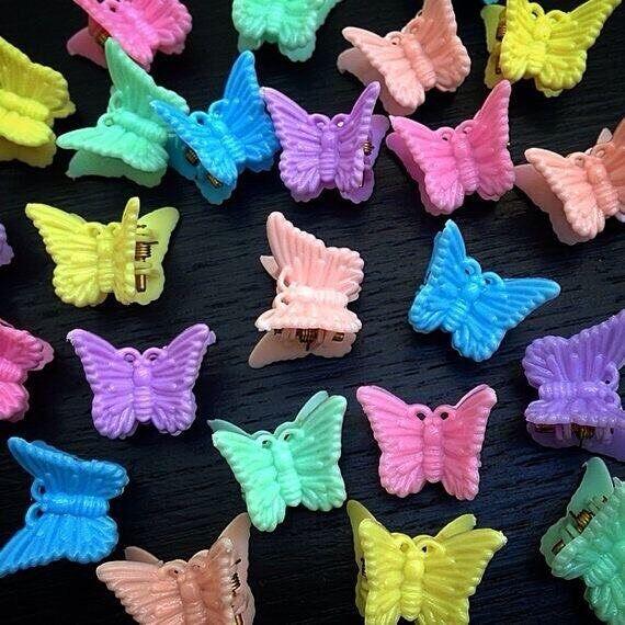 """""""Метелики"""" для волосся з 90-х"""