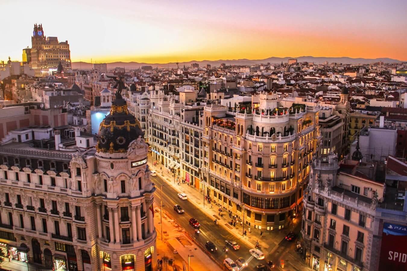 Місце для відпочинку Барселона