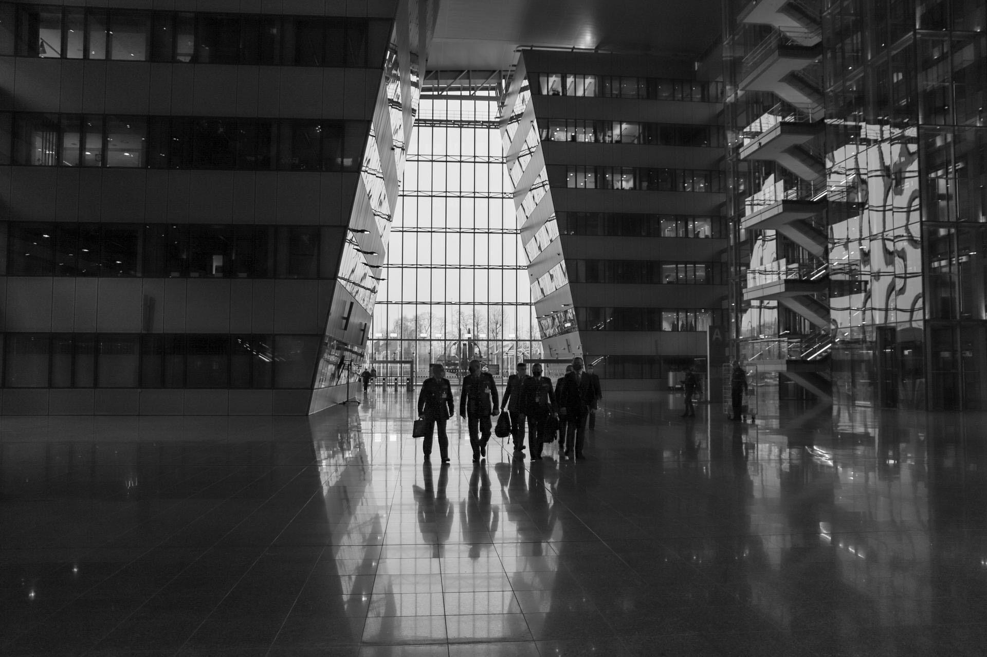 Представники Міноборони відвідали штаб-квартиру НАТО