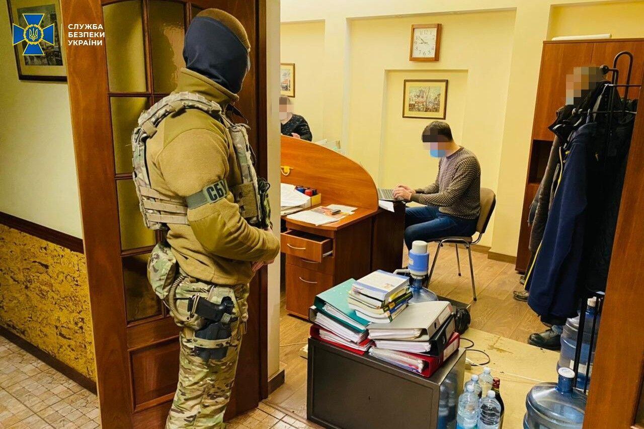 СБУ затримала контрабандистів