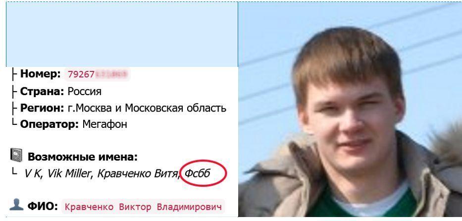 Віктор Кравченко.