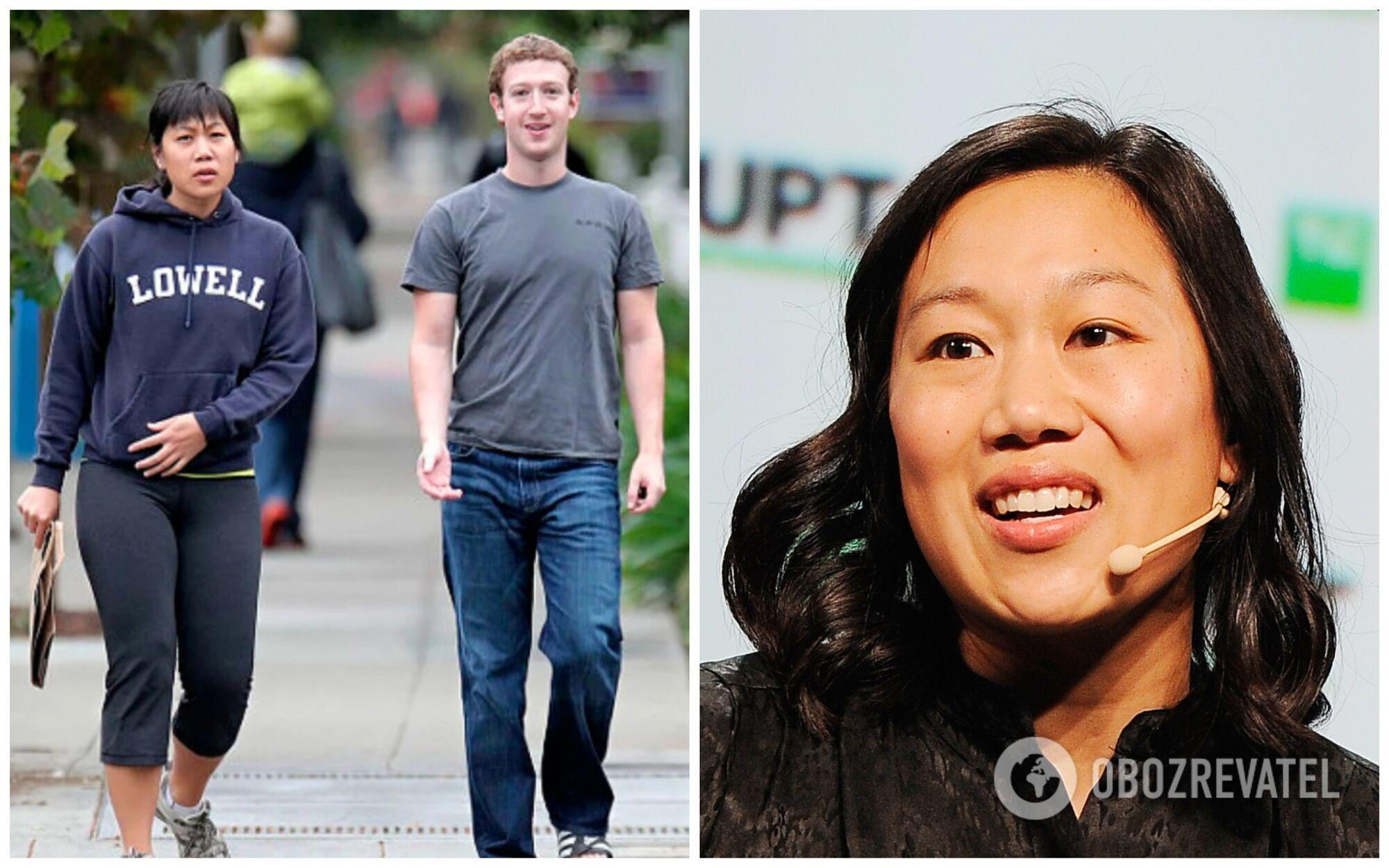Марк Цукерберг і Прісцилла Чан разом пройшли вогонь і воду
