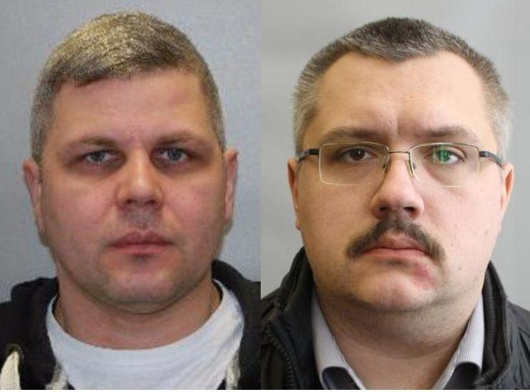 Осіпов і Александров.