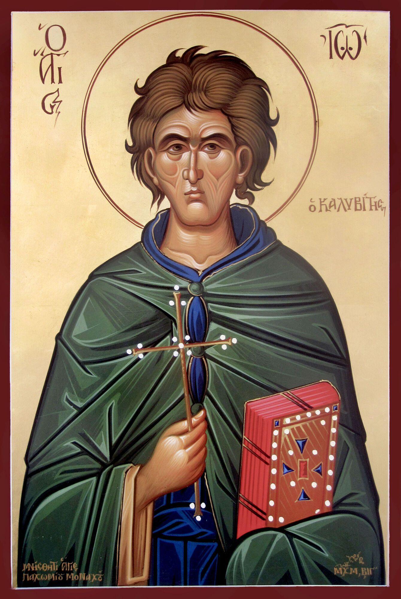 Преподобный Павел Фивейский при жизни был отшельником.