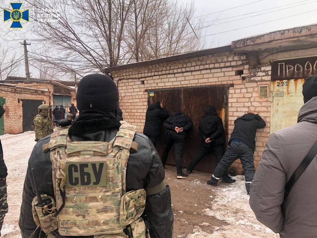 Названо найбільш резонансні справи СБУ в регіонах Україні за січень