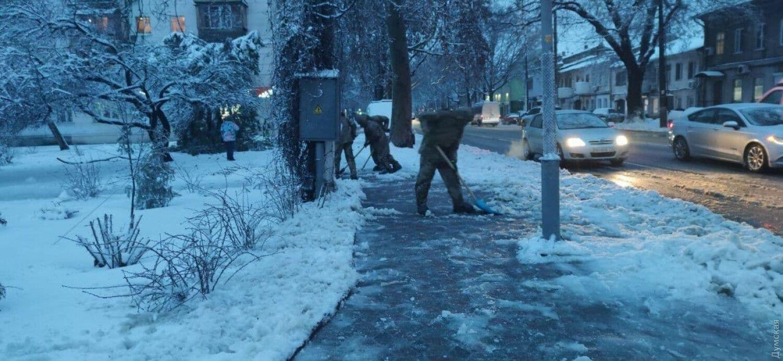 Военные в Одессе