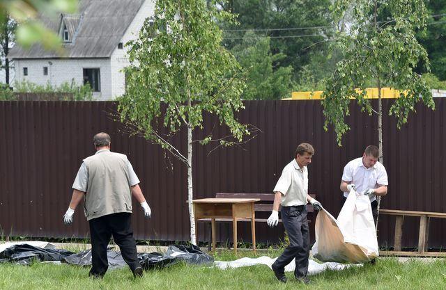 В Леточках почти пять лет назад погибли 17 человек.