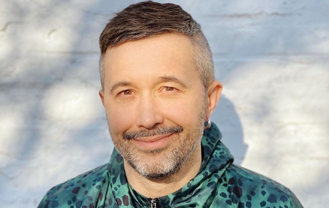 Український співак, музикант Сергій Бабкін