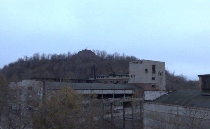 Територія колишнього заводу
