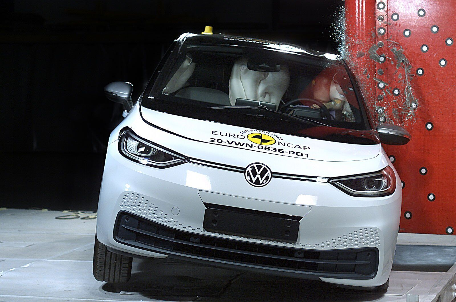 Volkswagen ID.3 – безопаснее авто в мире