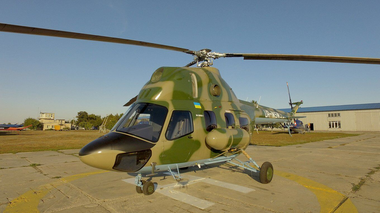 """Мі-2МСБ-1 від """"Мотор-Січ"""""""