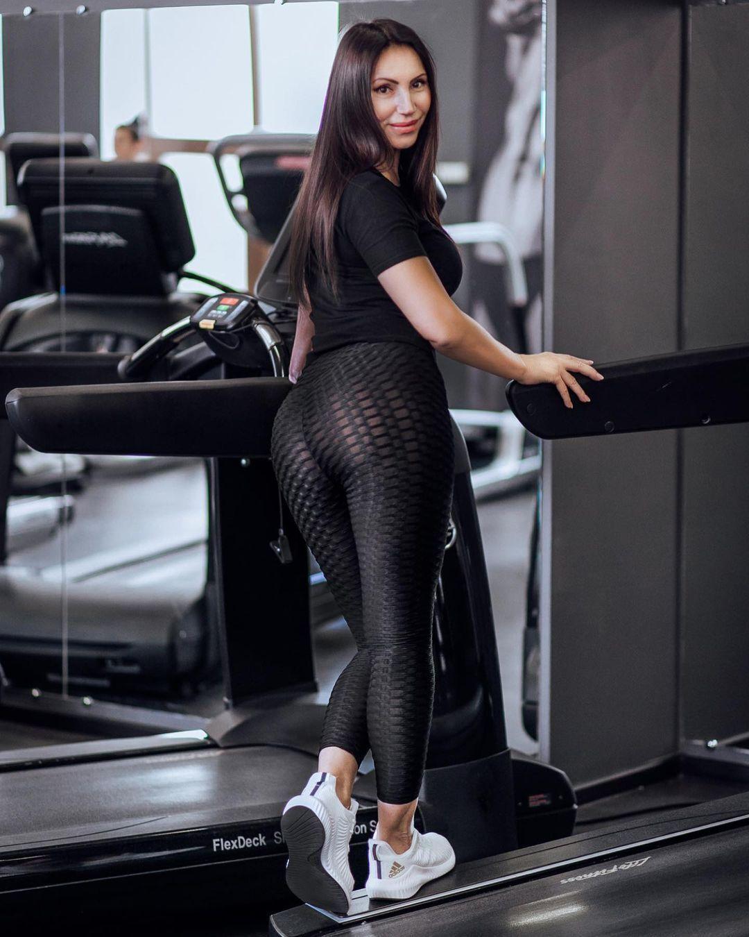 Светлана Гасс в свои 61
