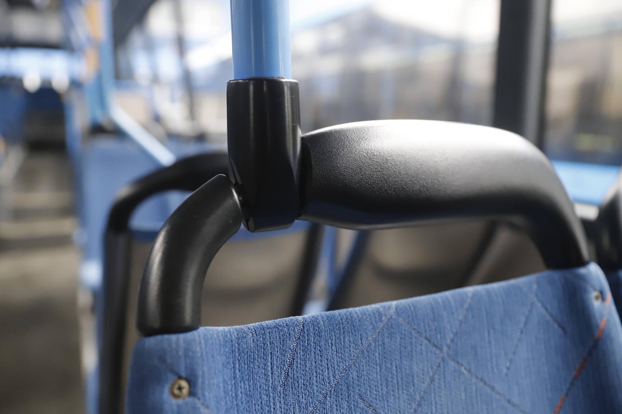 Всего в этом году в Днепр прибыли 17 автобусов большой вместимости