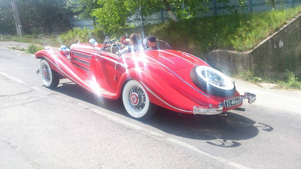 Аеродинамічне купе Autobahn Kurier