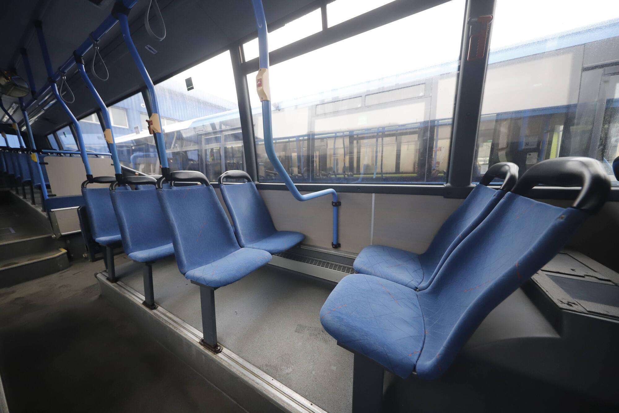Эти машины заменят автобусы средней вместимости на маршрутах №107, 146-А и 146-Б