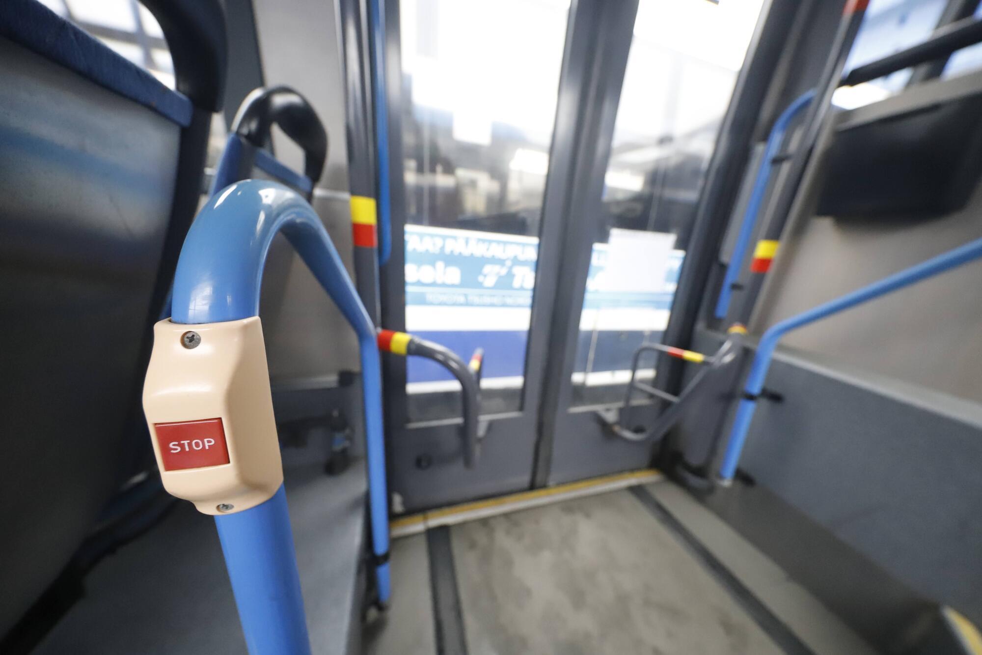 Водитель заверил, что в автобусе комфортно