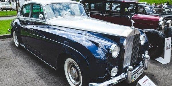 Rolls-Royce Silver Cloud, що був у Хрущова