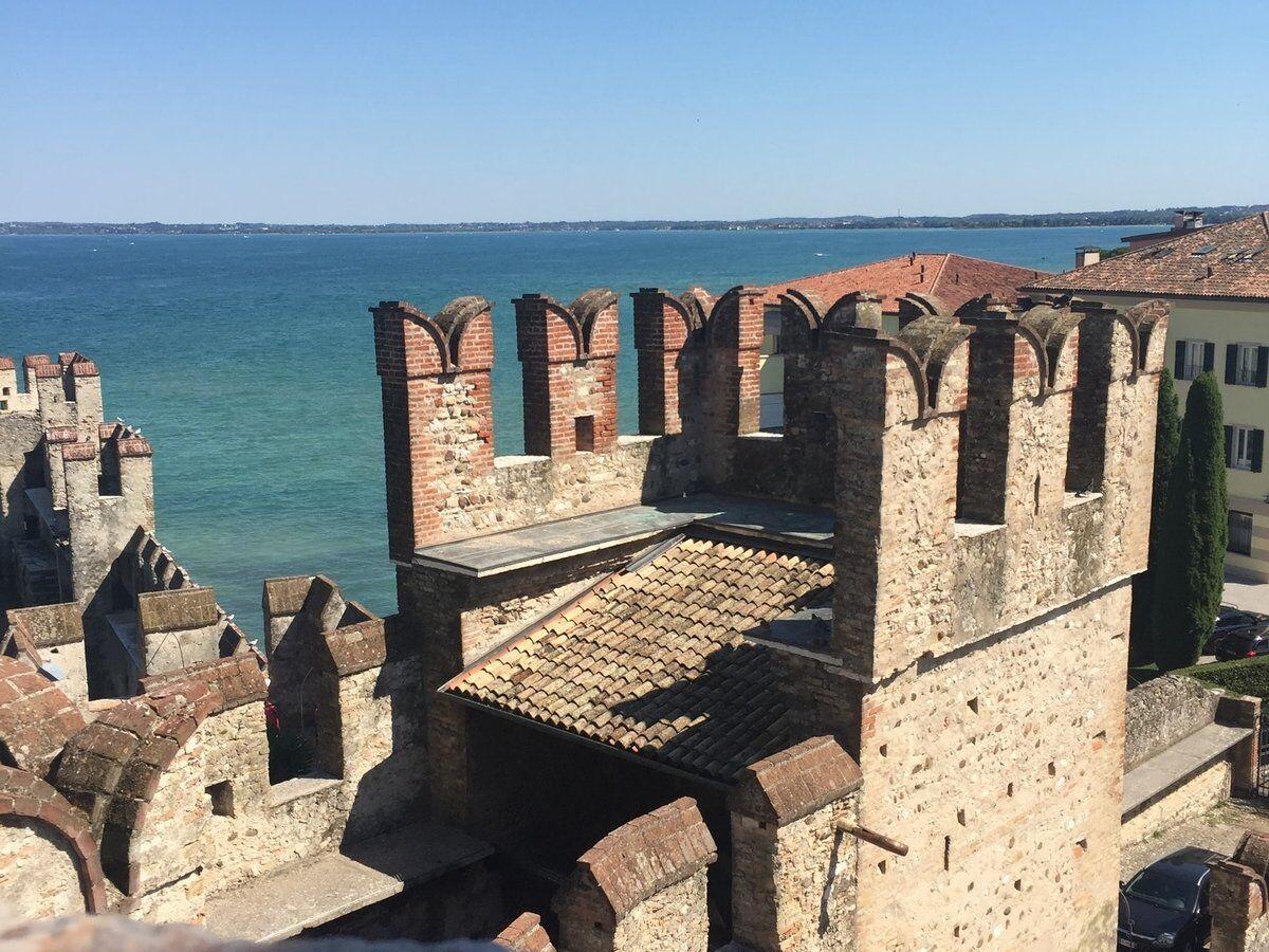Фортеця з'явилася в Брегансонській бухті ще в II столітті до нашої ери.