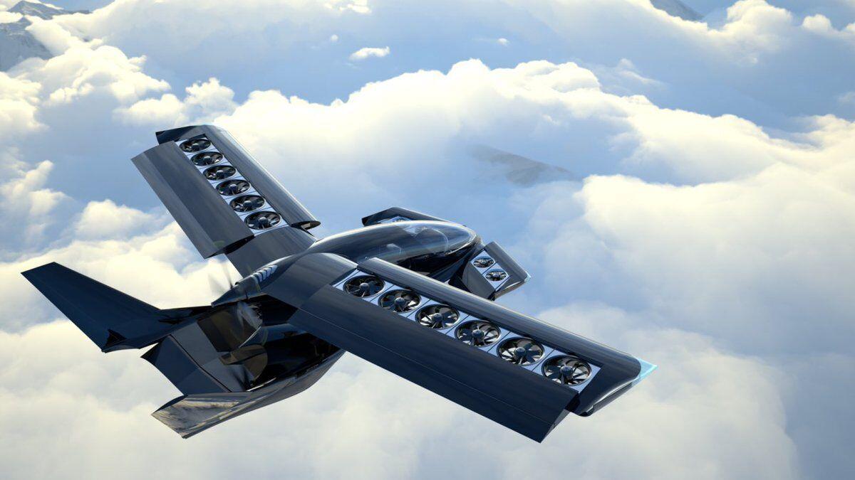 Cavorite X5 будет способен пролететь до 1000 километров