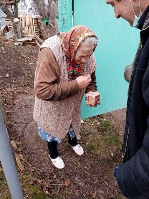 Окупанти приходили до людей похилого віку додому