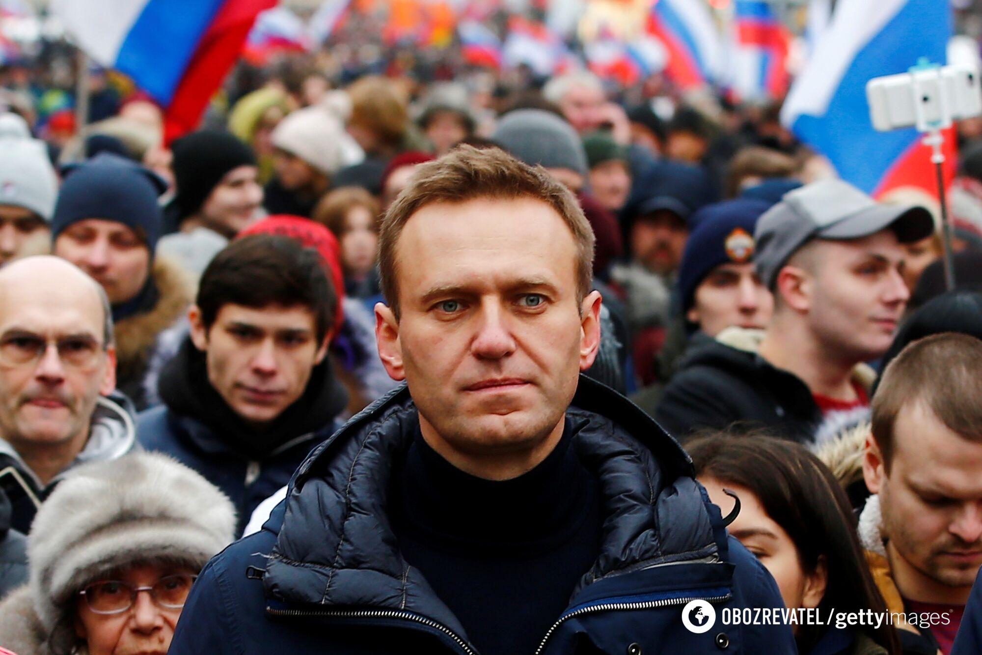 Навальный вернулся в РФ, осознавая риски.