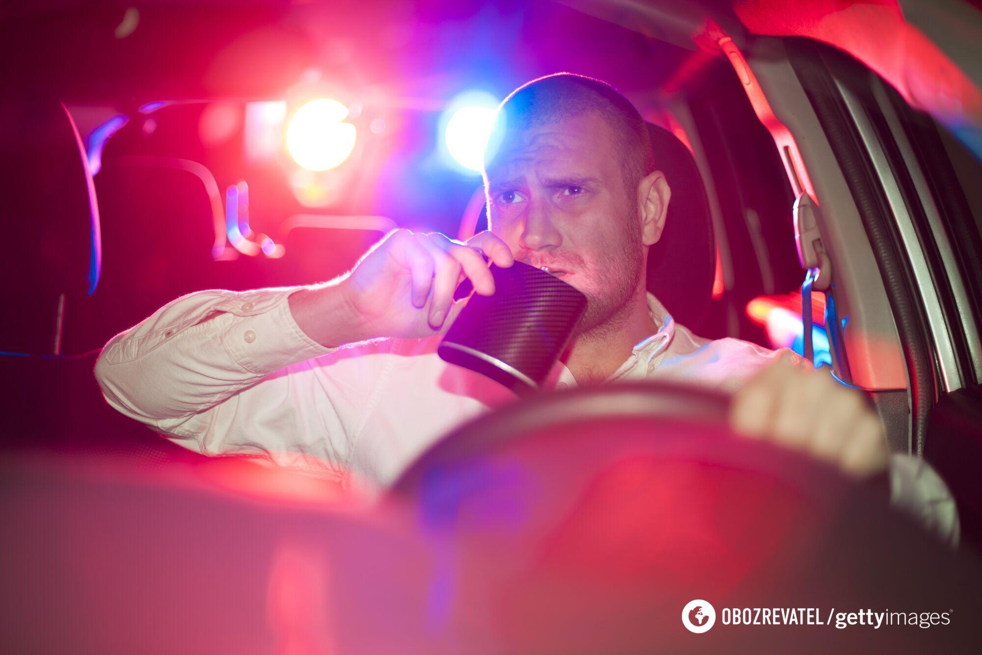 П'яний за кермом – потенційний убивця