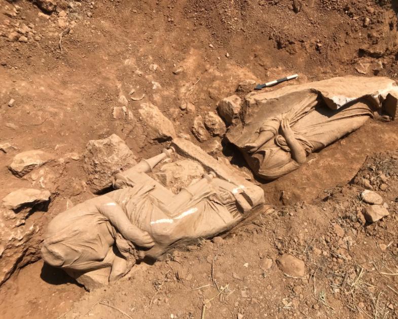 Давньогрецькі статуї