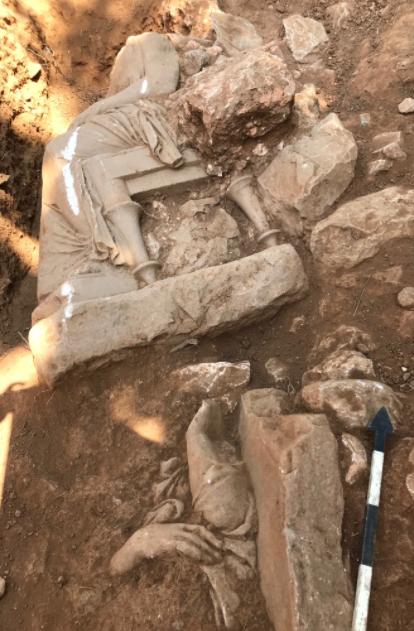 Розкопки у Греції